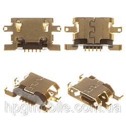 Коннектор зарядки для Amazon Kindle Fire HD 8 7th Gen SX034QT, micro-USB тип-B