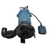 Насос занурювальний дренажно-фекальний Vitals aqua KCG 913o, фото 3
