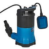 Насос погружной дренажний для чистої води Vitals aqua DT 307s, фото 3