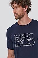 Мужская футболка Marc O'Polo, темно-синяя, фото 1