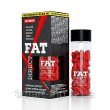 Жиросжигатель Nutrend FAT DIRECT 60 капсул