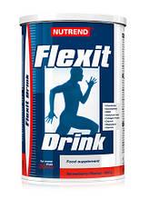Комплексна добавка напій, Nutrend FLEXIT DRINK 400 г полуниця