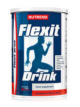 Комплексная добавка напиток Nutrend FLEXIT DRINK  400 g клубника