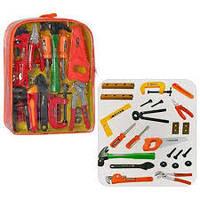 Набор инструментов в рюкзачке, 24 предмета 2084