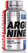 Аминокислотны Nutrend ARGININE 120 caps