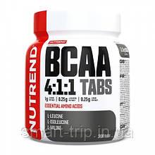 Амінокислоти Nutrend BCAA 4:1:1 300 tblets