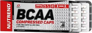 Амінокислоти Nutrend BCAA Compressed Caps 120 caps