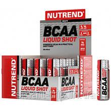 Амінокислота Nutrend BCAA Liquid Shot 20x60 ml