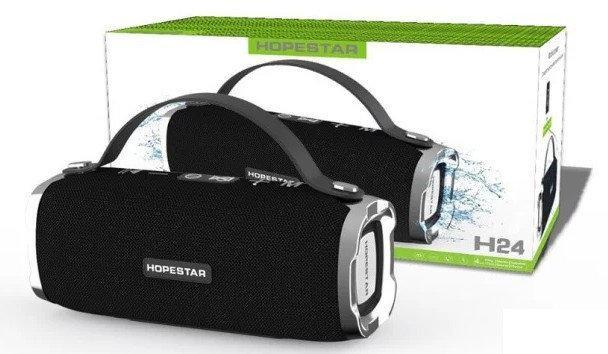 Портативна Bluetooth колонка HOPESTAR H24