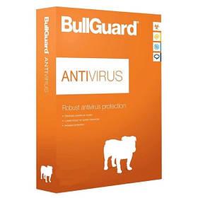 Антивирус Bullguard Antivirus 3 device 1 year Global