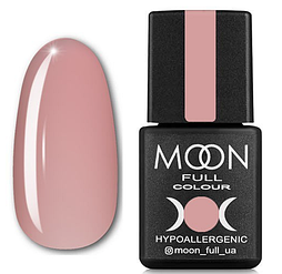 MOON FULL Baza French №08 - база для гель лака, 8 мл. (бежево-розовый)
