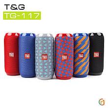 Портативна Bluetooth колонка T&G