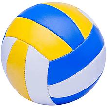 Мяч Волейбольный полиуретан, с 3-мя слоями