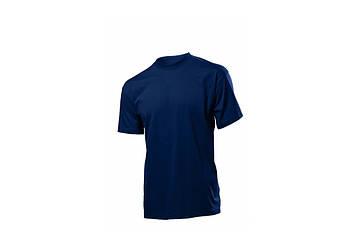 Футболка чоловіча ST 2000, розмір M,темно-синя