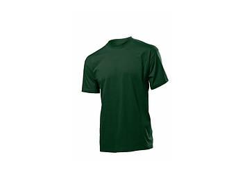 Футболка чоловіча ST 2000, розмір S,темно-зелена