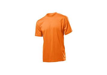 Футболка чоловіча ST 2000, розмір XL,помаранчева