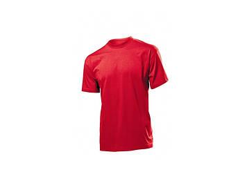Футболка чоловіча ST 2000, розмір XXL,червона