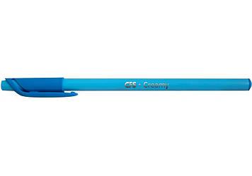 "Ручка кульк. ""CoolForSchool"" №CF11973 Creamy сіня(50)"