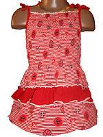 Платье морячка для девочек