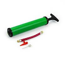 Насос ручний для накачування м ячів Profi Ball Pump 23 см MS-0569-1