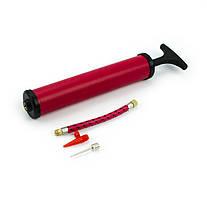 Насос ручний для накачування м ячів Profi Ball Pump 23 см MS-0569-2