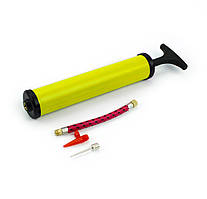Насос ручний для накачування м ячів Profi Ball Pump 23 см MS-0569-4