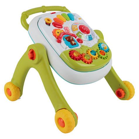 Детский игровой центр ходунки-каталка Meibeile Baby Walker со звуковыми эффектами и функциональными клавишами