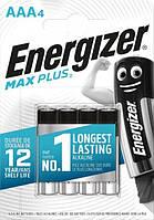 Батарейки Energizer AAA Max Plus 4 шт