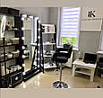Парикмахерское кресло , кресло для мастера маникюра код 8403  цвет на выбор., фото 7