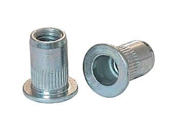 Заклепки гайки М4х12 мм Бортик (Гайки клепальные)