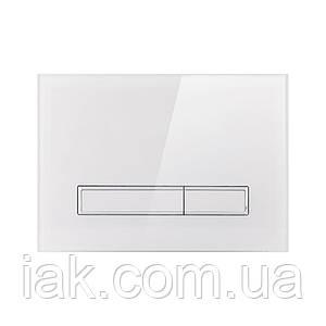 Панель змиву для унітаза Qtap Nest QT0111V1105GW