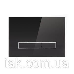 Панель змиву для унітаза Qtap Nest QT0111V1107GB