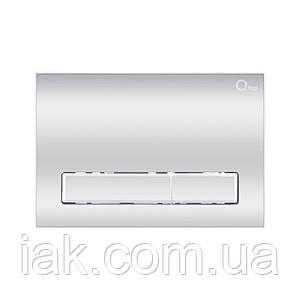 Панель змиву для унітаза Qtap Nest QT0111M08381CRM