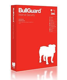 Антивирус Bullguard Internet Security 3 device 1 year Global