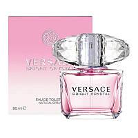 Женские духи Versace Bright Crystal 90ml парфюм женская туалетная вода Версаче Брайт Кристал