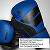 Боксерские перчатки Hayabusa S4 Сині 14oz (Original) M, фото 7
