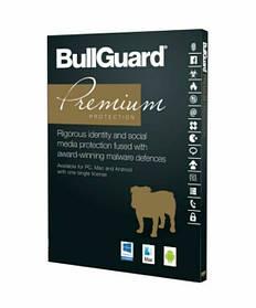 Антивирус Bullguard Premium Protection 3 device 1 year Global