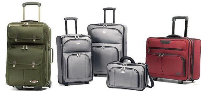 Дорожні сумки Валізи