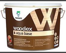 WOODEX AQUA BASE 10л - Грунтовочный антисептик