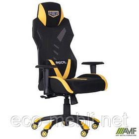 Геймерське крісло для ігор VR RacerRadicаl Wrex   чорно/жовтий