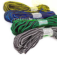 Кольорова плетені мотузка 4 мм 20 м для риболовлі і рукоділля