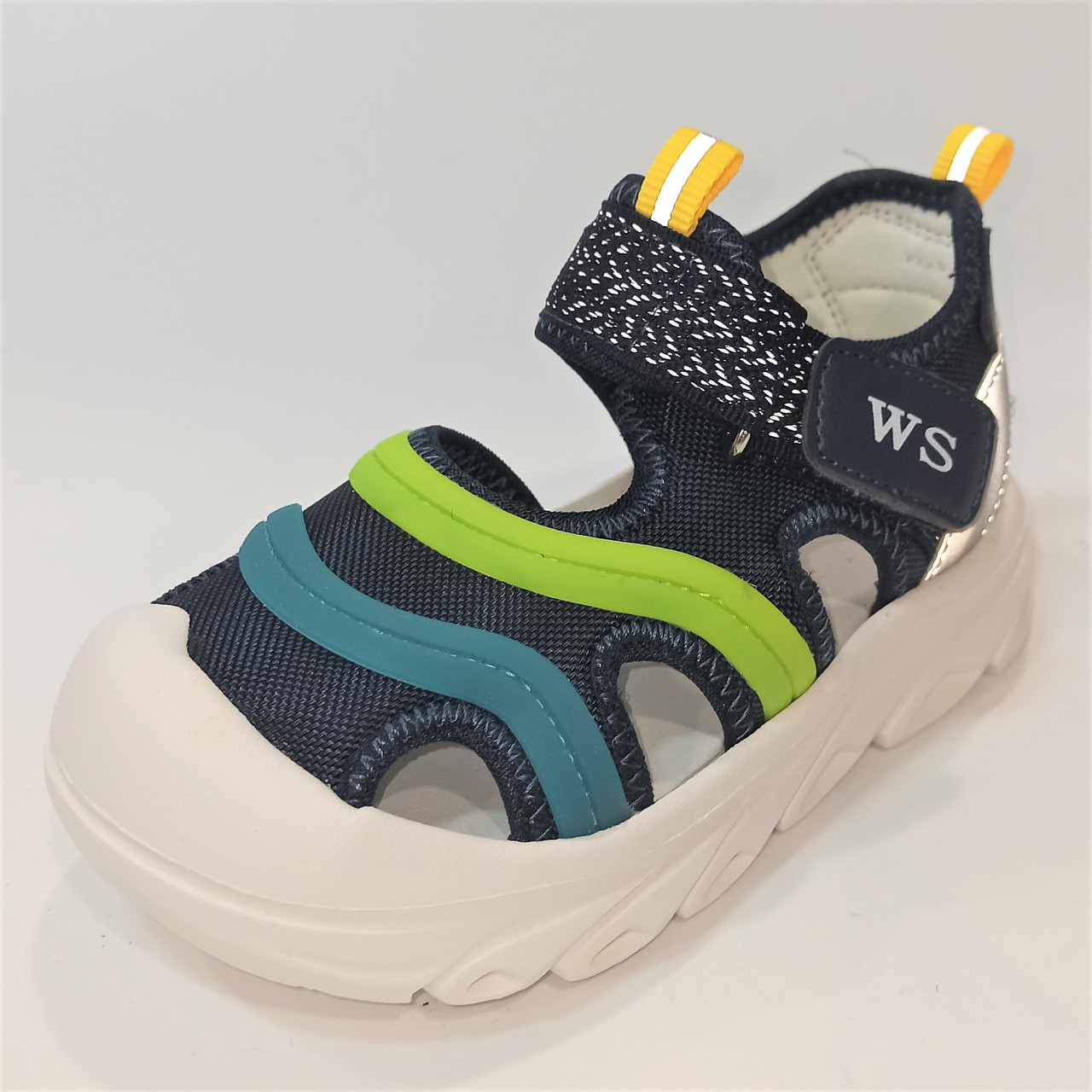 Закрытые сандалии на малыша, Weеstep размеры: 21-26
