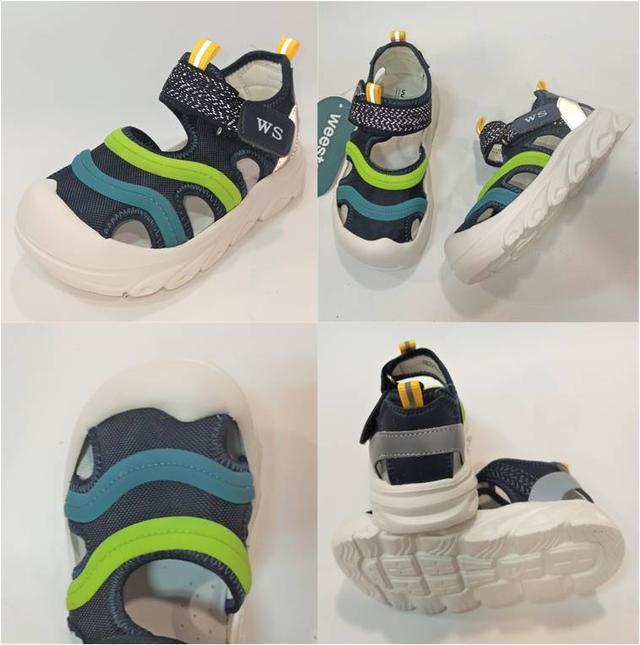 Закрытые сандалии на малыша, Weеstep фото