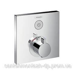 ShowerSelect Термостат для душа встраиваемый без подключения шланга