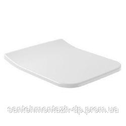 VERITY LINE SlimSeat сиденье с крышкой на унитаз, QuickRelease и SoftClosing, белый альпин