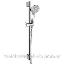 VERNIS BLEND Vario душевой набор, 2 режима, штанга 0,65м, шланг 1,6м