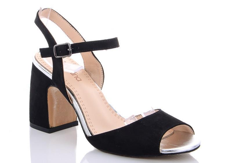 Босоножки, сандалии женские Dual, black