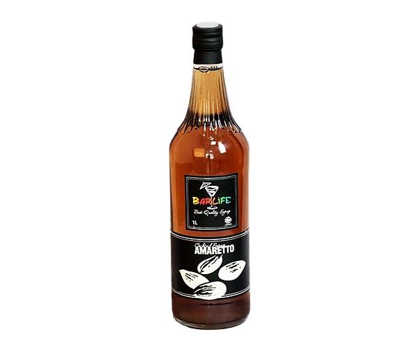 Сироп Barlife (Барлайф) Амаретто 1 л (Syrup Barlife Amaretto 1 L)