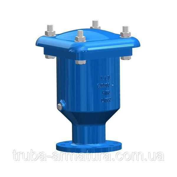 Вантуз повітряний фланцевий однокамерний T.I.S. (Італія) DN 50 PN 1,6