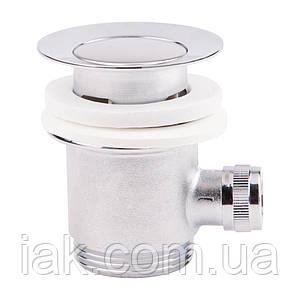 Донний клапан для раковини Qtap L02 з переливом